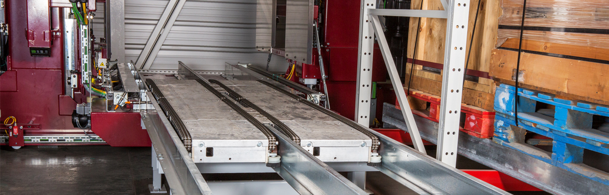 Satellite® Racking System | Automated Warehouse Solutions
