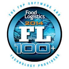 Food Logistics' FL100 award