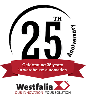 Westfalia Technologies celebrates their 25th anniversary