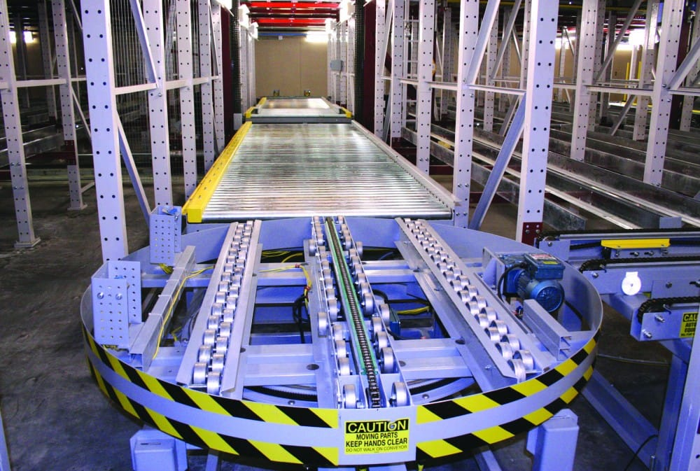 Automated Warehouse Conveyor Systems Amp Designs Westfalia