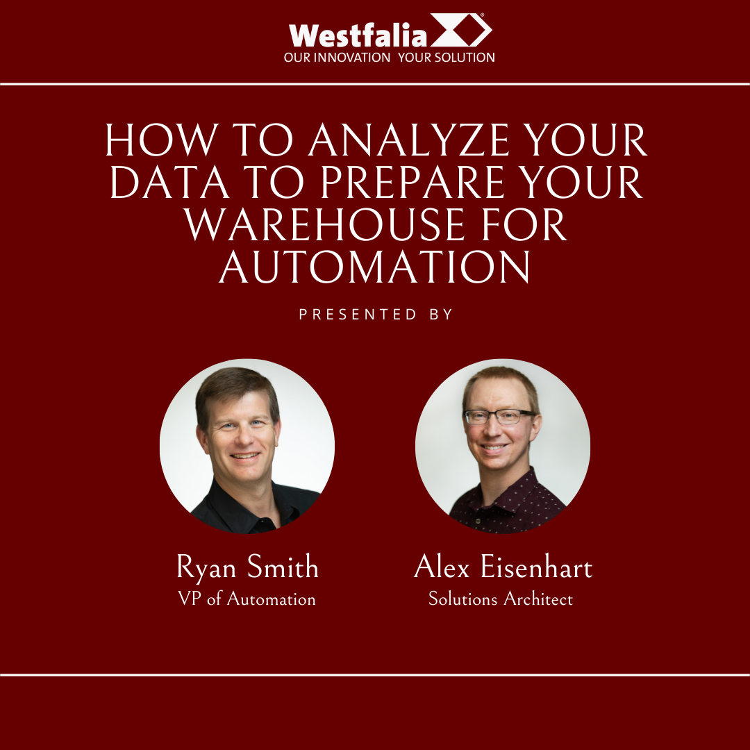 How to Analyze Data to Prepare Your Warehouse for Automation