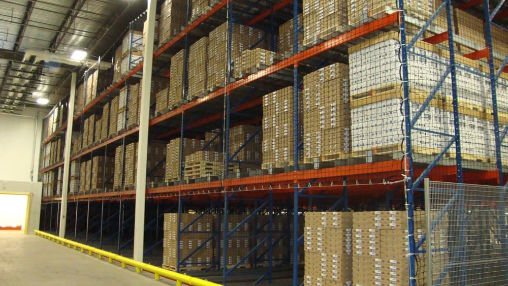 Automated Storage and Retrieval System (ASRS) | Westfalia