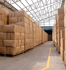 Don't Let Inventory Take Over. Get More Space