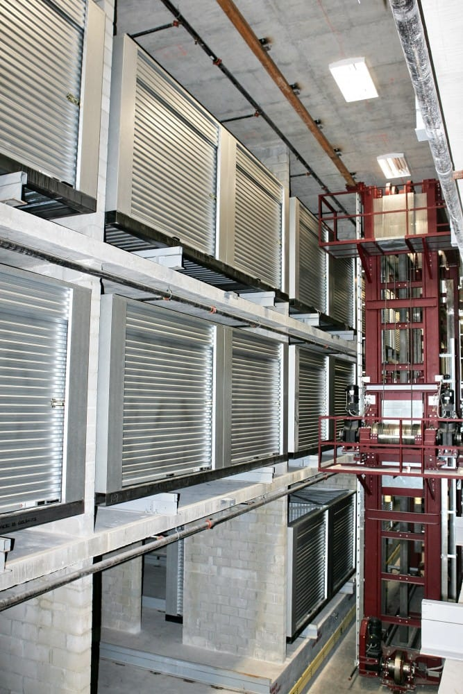 Automated Self Storage Amp Retrieval System Solutions
