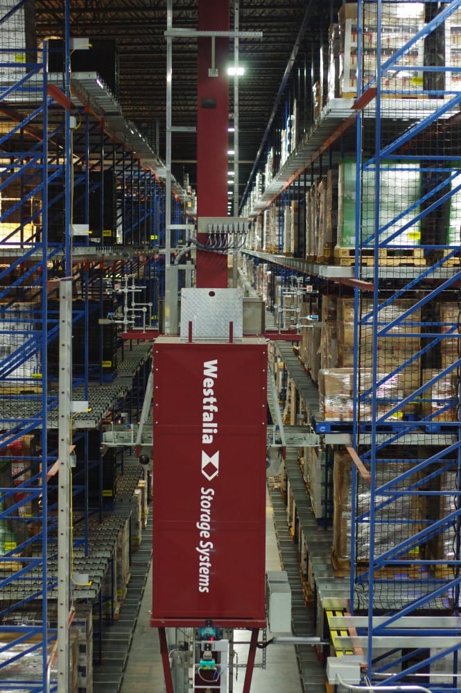 Westfalia Provides Unparalleled Solutions in Warehouse Automation
