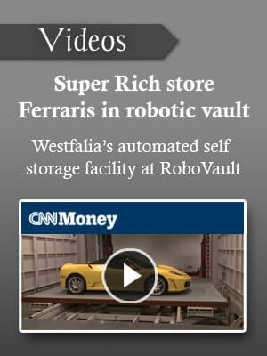 RoboVault video widget