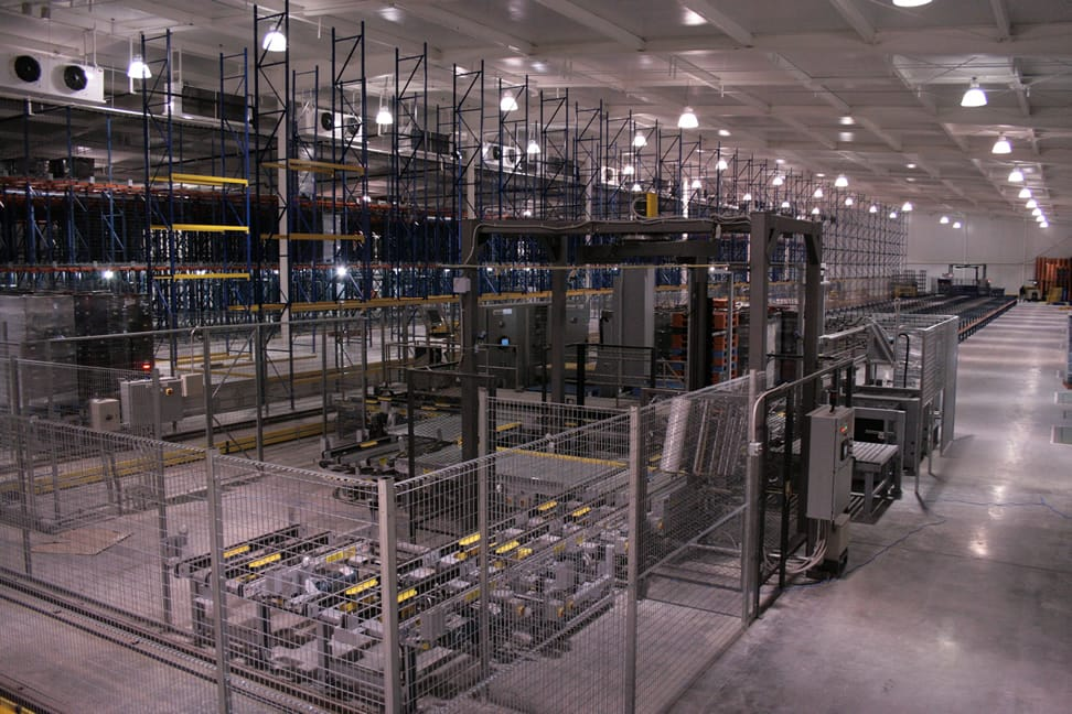 Case Study: Sigma Alimentos desires automation for new expansion