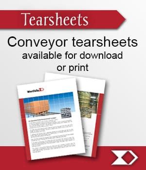 Tearsheets-conveyor