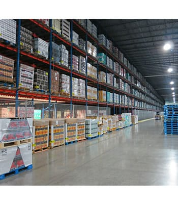 Less Is More: Consolidating Warehouse Operations into a Centralized Location through Automation