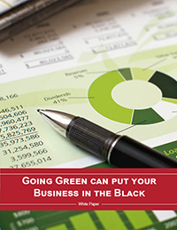 Going green can put your business in the Black