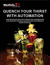 Quench your thirst with automation