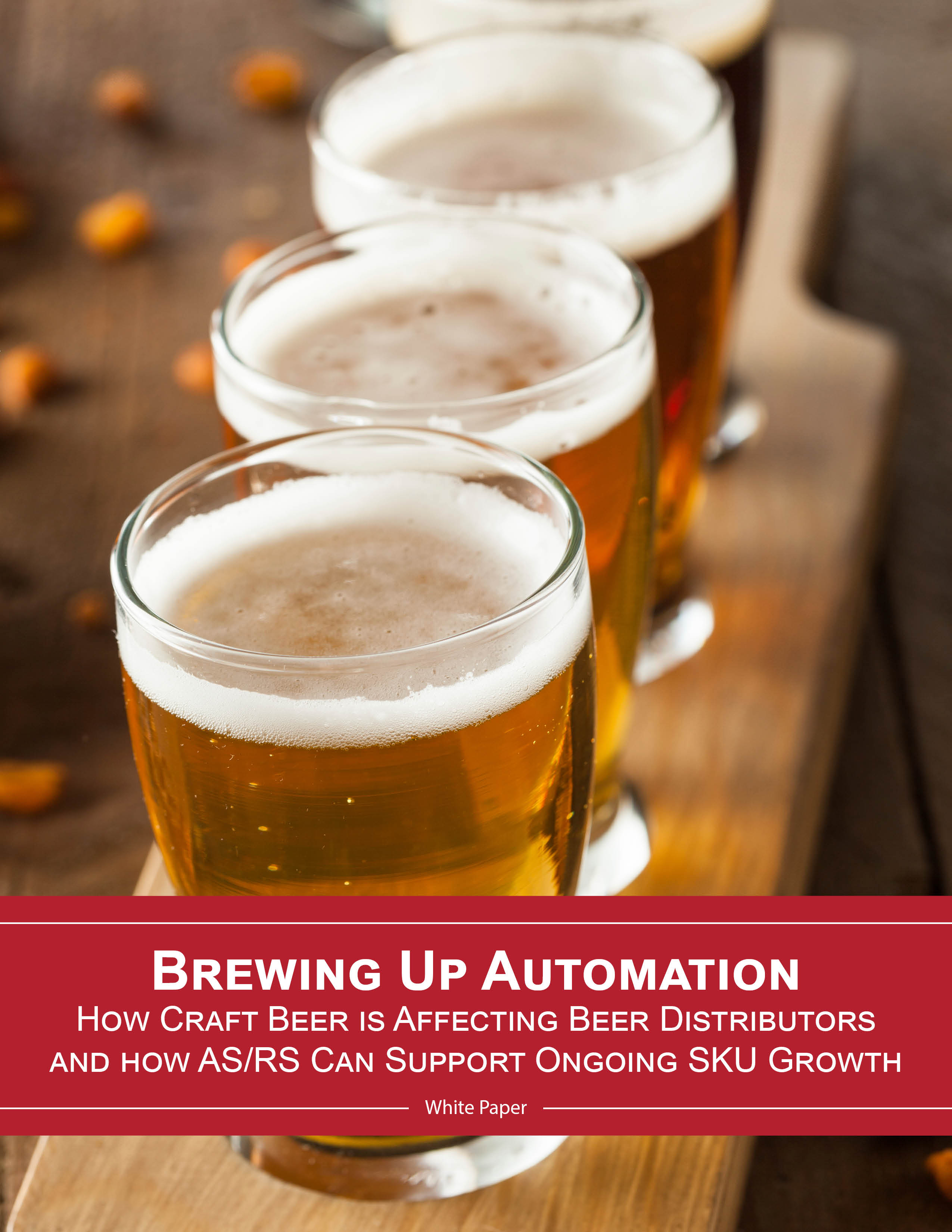 How craft beer is affecting beer distributors and how AS/RS can support ongoing SKU growth