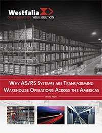 Why Automated Storage & Retrieval Systems are transforming warehouse operations across the Americas