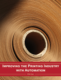 Improving the Print Industry with Automation