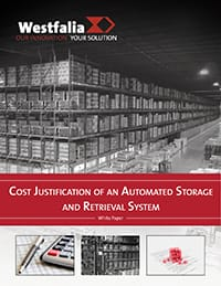 Cost Justification of an AS/RS