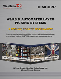 Automated Layer Picking Systems and AS/RS