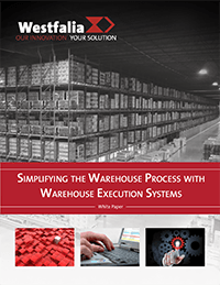 Simplifying the Warehouse Process with WES