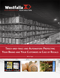 Track-and-trace and Automation: Protecting your Brand and your Customers in Case of Recalls