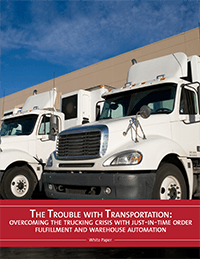 The Trouble with Transportation: Overcoming the Trucking Crisis