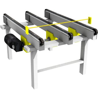 3-Strand Chain Conveyors