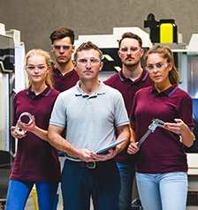 Not Your Grandfather's Industry: Manufacturing and Millennials