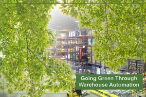 Go Green with Warehouse Automation