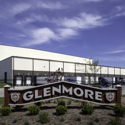 The Glenmore Distillery's New Distribution Center, Owensboro, KY