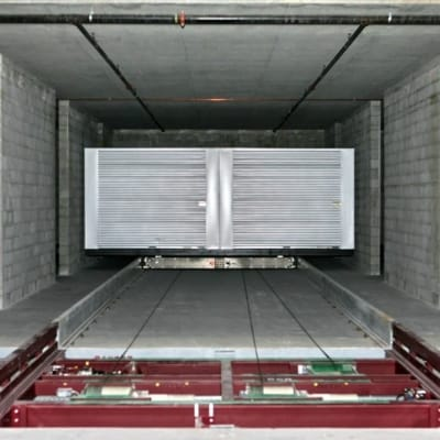 Westfalia Automated Self Storage System storage module