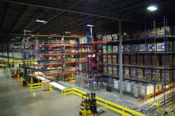 Wirtz Beverage Illinois ASRS
