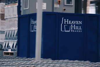 Westfalia improves warehouse efficiencies at Heaven Hill, Bardstown, KY