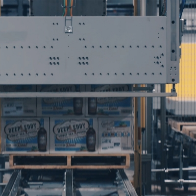 Westfalia's automated layer picking solution - Heaven Hill Distillery