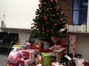 Westfalia employees donated gifts to The Salvation Army of York to support their Angel Tree program!