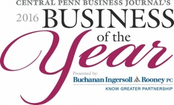 CPBJ Business of the Year Award logo