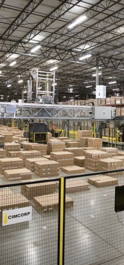 Automated Picking & Order Fulfillment Warehouse Systems