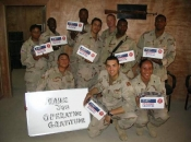 Team Westfalia supporting Operation Gratitude